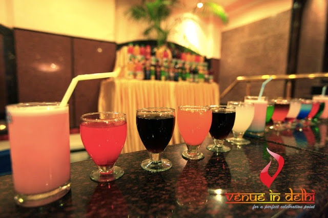 Things to consider while booking a party hall in Delhi