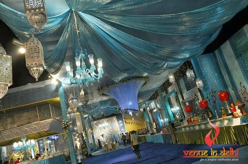 Choosing the Right Wedding Venue in Delhi NCR